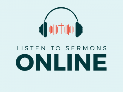 Announcement 1-Sermons Online